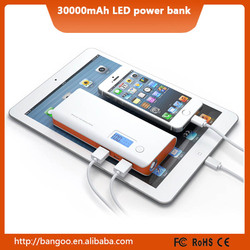 Manufacturer Sale 13000mah Mobile Power With Ce Rohs Fcc