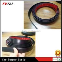 China auto accessories hot sale different colors chrome edge trim