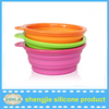 2015 cat food bowl can folding and silicone dog bowl