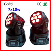 Gothylight 7X10w Led Rotating Stage Light
