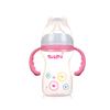 China Manufacture 100% Food Grade Cheap Nipple Infant Baby Plastic Feeding Bottle