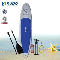 Whole Page Printing Inflatable SUP Board Korean Drop Stitch Customized Inflatable Sup Paddle Board