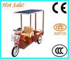 Solar Three-wheeled Passenger Tricycle,High Quality Electric And Solar Powered Rickshaw/trike,Solar-powered Electric Tricycles
