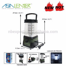 rechargeable led hurricane lantern