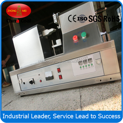 ultrasonic plastic cosmetic tube sealing machine