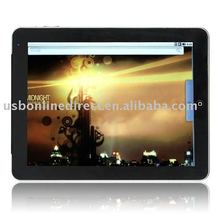 10 inch capacitive screen Android 2.2 Tablet PC/MID/UMPC/laptop built in 3G 4GB 512MB