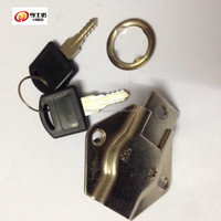 Made in china hot sale 106-17-22 iron lock cabinet lock good quality over 2years