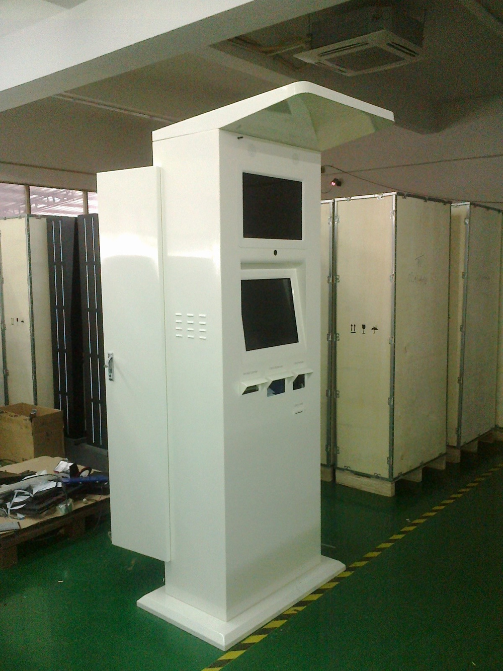 All-in-one cash Payment Kiosk Machine/Bill Payment Kiosk/Card Reader Self Payment Kiosk Terminal
