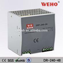 fábrica outler 240w carril din de alimentación 5a 48v de potencia de conmutación