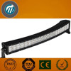 Industry leading CE,ROHS certificated life time warranty 4 -50 inch high-end tuning light 288w curved led light bar