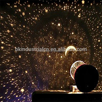 Full Color Rotating Star Projector with low price
