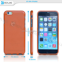 Silicone Gel Frosted TPU Phone Case Turquoise Cover For iPhone 4 4S 5 5S 6 6plus