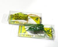 soft frog swim bait plastic fishing frog lures 5cm 8.5g fishing gear