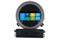 Wholesale factory price radio audio multimidea player 8 inch double din car dvd with gps For BMW MINI COOPER