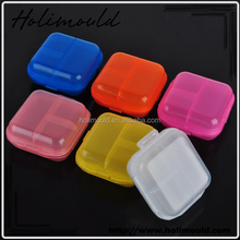 Low Cost Mould For Plastic Travel Medicine Case (hollow)