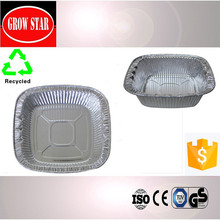 Aluminum Foil Food Container Differents Sizes Takeaway Food Container