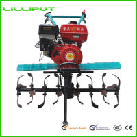 Brand New Cheap Gear Driven Hand Operated Cultivator Tractor For Sale