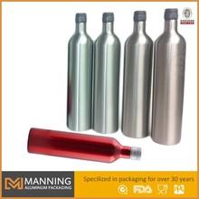 Cheap hot sale aluminum tea bottle manufacturer