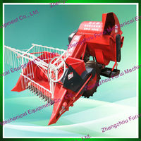 grain header/harvester thresher machine