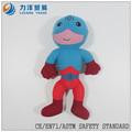 Muñecos de felpa( superman) para los niños, a medida de juguetes,/ce de seguridad astm stardardp