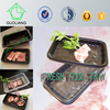 Wholesales In Mexico Plastic Material And Tray Type Food Industrial Use Meat Packaging