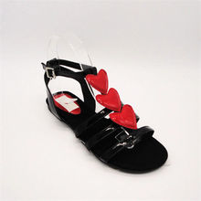 sequined wedge play girl shoes
