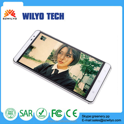WKV605 4g lte 16gb Rom High Configuration Android No Brand Bulk Smart Phone