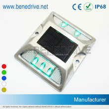 Qualified IP68 Anti-Heating flash constant solar led road studs Manufacturer Factory