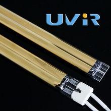 infrarrojos de onda corta de la lámpara de calefacción 415v 3500w
