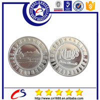 2015 Hot Sale Silver Coin with Old Coin Price