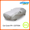Hot sale pvc and cotton suv car cover