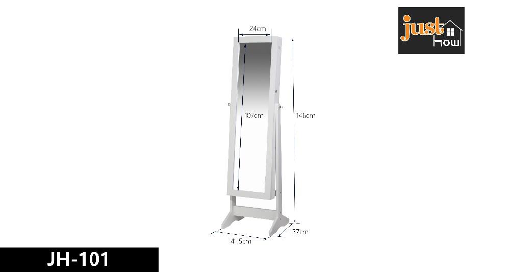 Miroir debout de plancher armoire bijoux meubles en bois id de produit 6052 - Meuble par correspondance ...