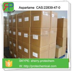 Food grade white sugar substitute Aspartame powder 22839-47-0