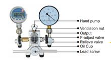 HS705A Hydraulic Pressure Calibration System Hand Pump