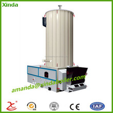 China Xinda Automatic Lignite Coal fired Vertical Organic Thermal Carrier Boiler for sale