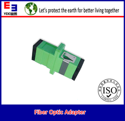 optical components lc fiber optical duplex adapter sc pc apc adapter
