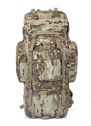 Good quality waterproof velcro military backpack