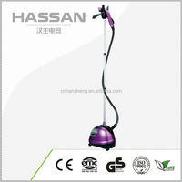 Popular in Brazil 2L football style vertical steam iron