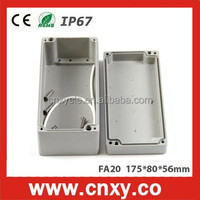 Hot Sale Waterproof aluminium box for electronic FA20 (175*80*56mm)