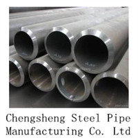 Seamless steel pipe API 5L GrB schedule 40 oil and gas pipe