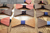 personal wood bow-tie ,Handicraft men accessory for Valentine's Day Gift