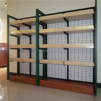 High end 4 layers factory direct nsf wire shelf