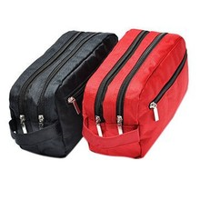 1680D High Quality Nylon Cosmetic Bag for Women and Men