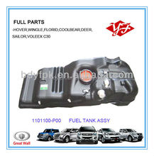 1101100-P00 Great wall wingle plastic fuel tank for 2.8TC