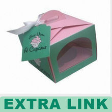 Individual Cupcakes In A Wide Range Of Colours And Designs Wrap Cupcake Boxes