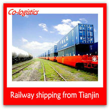 Railway transport from Tianjin,China to Kazakhstan--Jane from cooperate logisitics company
