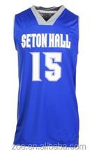 2015 European Cheap Reversible Custom High School Basketball Jerseys