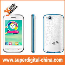 3.5 inch dual sim pad phone S600 with tv
