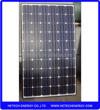 Monocrystalline 230w solar panel pakistan lahore from china supplier