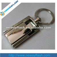 New custom design 8gb keychain usb flash memory drive